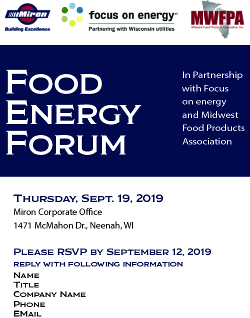 mwfpa and food energy forum